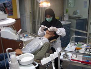 شغل دندانپزشک